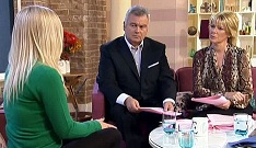 Post image for 'Rape Victims Should Take Taxis' – Eamonn Holmes