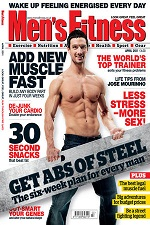 Post image for Men's Fitness Magazine Review of the SPEAR System