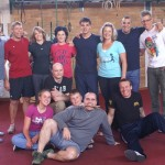 PDR Self Defence Course at CrossFit B4C, Johannesburg, SA