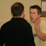 Neil Thorborn Negotiating Down an Aggressor