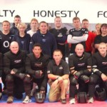 Group Photo from a PDR Seminar in Gorey, Ireland